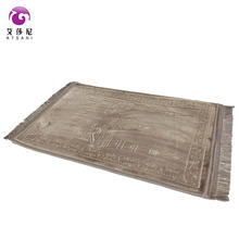 wholesale mosque kilim carpet grey extra large islamic prayer rug
