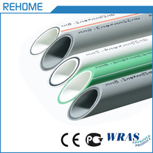 Good quality din 8077 ppr pipe and fittings color polypropylene tubing