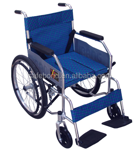 Alloy Frame Bold Tube Invalid Chairs/ Wheel Chair