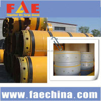 FOUNDATION WORKS ACCESSORIES, casing joint bolt screw and thread ring/ Casing Joint/Rock Drilling Tools