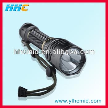 Wholesale LED Guidesman Flashlight With Waterproof Skidproof Free ...