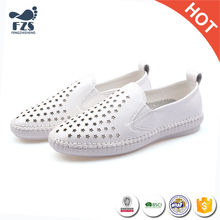 HFR-JS14015 attractive portable latest korean flat shoes for women 2017