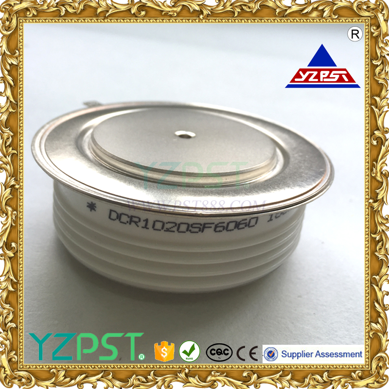 high voltage capsule type silicon controlled thyristor /scr 6500V