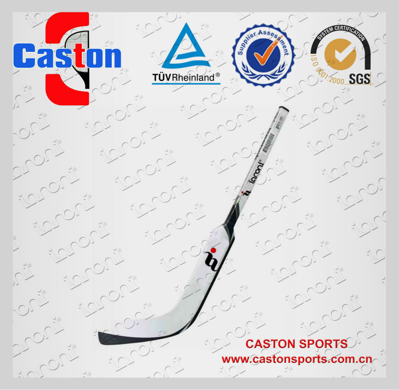 Mini carbon& glass fiber ice goal hockey stick 18K
