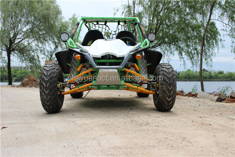 150cc Four Wheeler And Electric Dune Buggy 4x4 With Two Seat For Adult