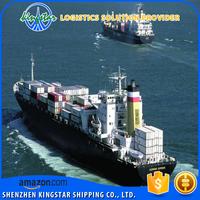 FCL container shipping from Guangzhou/Shenzhen/Shanghai/Ningbo to New York