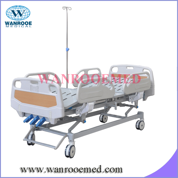 BAM300 ABS three crank electric hospital bed