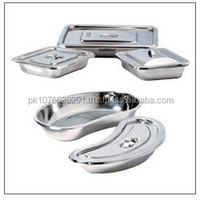 Surgical Hollow Ware / surgical and pharmaceutical tray