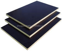 Best price 4 x 8 feet brown and black film faced plywood with best quality