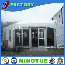 3x3m Excellent designed PVC marquee canopy pagoda tent