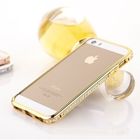 colorful metal phone case aluminium case for iphone 5s