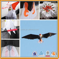 Weifang Kaixuan factory wingspan 200cm large 3d eagle Kite