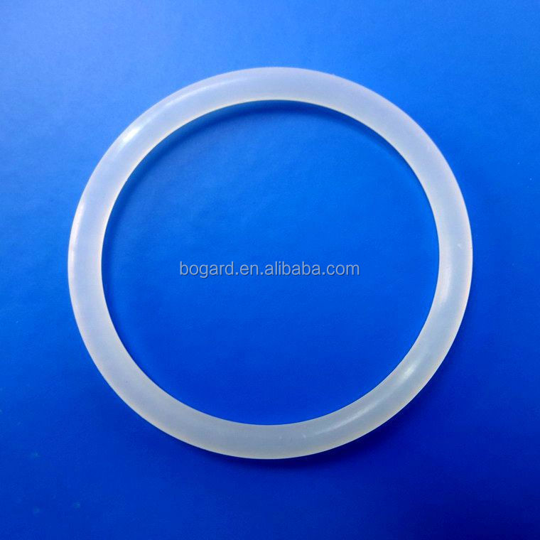 Clear/Transparent silicone ORing seal