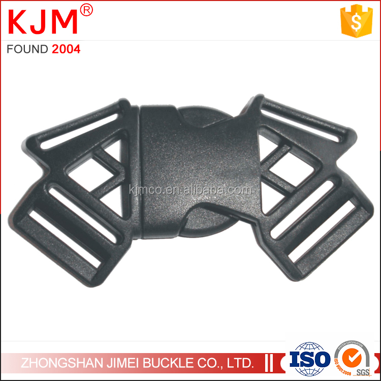 Wholesale customize adjustable 25mm side release buckle for baby stroller