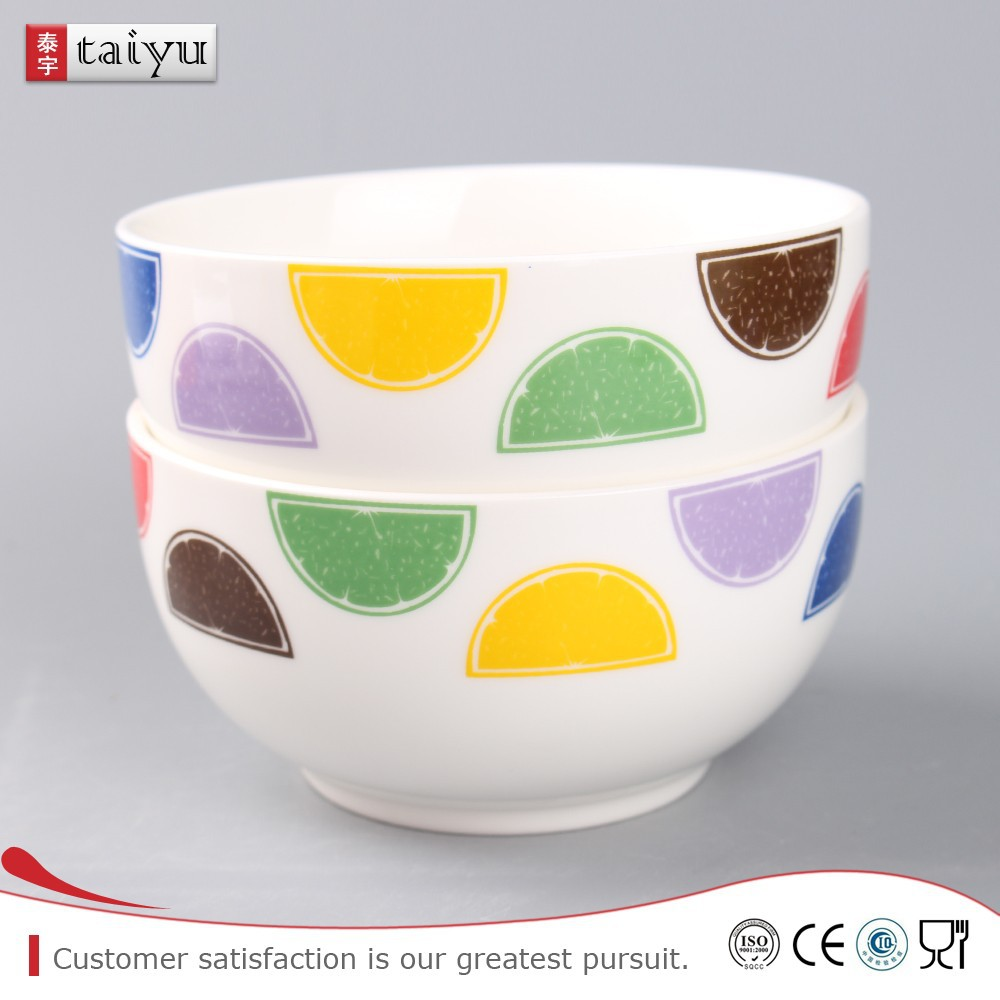 Various size gift boxed bowl customized ceramic soup bowl with spoon,ceramic soup bowls with spoon