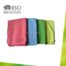 China manufactuer 13 years factory produce and Supply all kinds of super microfiber nonwoven cleaning cloth