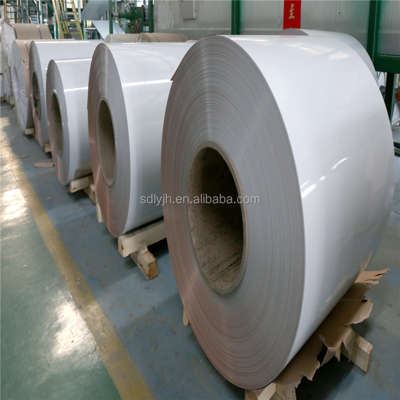 color coated prepainted aluminum coil prices for solar panels