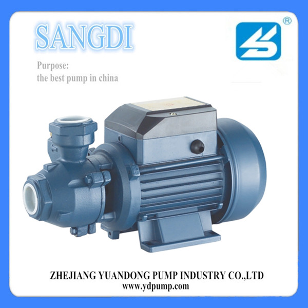 split casing electric motor pump for water/pulp