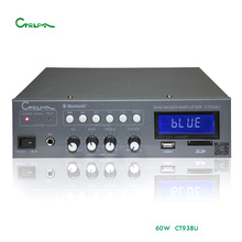 CTRLPA CT938U SD USB FM Tuner Bluetooth Mini Mixer audio Amplifier 60w