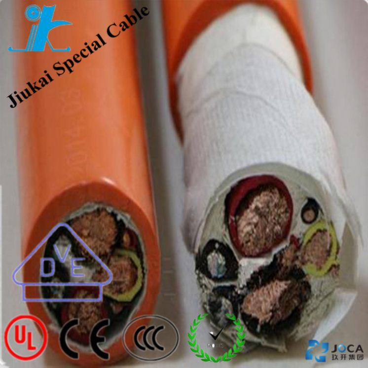 Charging Cable Use For Electric Transmission Single Core Ev Power Cable Lv With Iso 9001 Vehicle