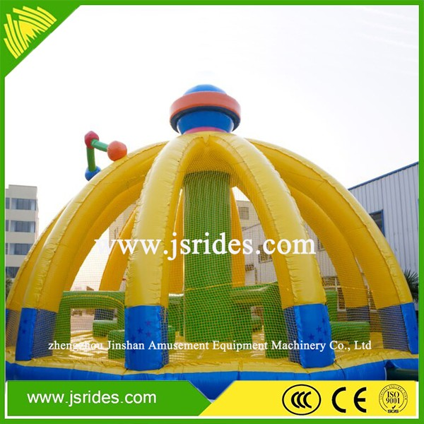 PVC material customized Inflatable jumping castle
