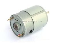 High torque long-life 555 rechargeable fan brush dc motor