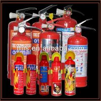 ISO9001 Portable Fire Distinguisher
