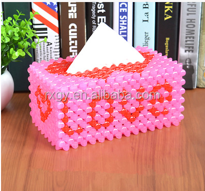 High Quality Fashionable Tissue Box Holder For Car