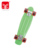 Hot Sales Fashionable Waterproof Skateboard With 4 Wheel PP Deck For Kids