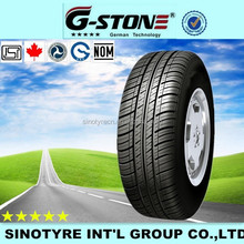 PCR car tire inner tube manufacturer 155/70r13 165/70r13 tyre factory in china