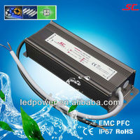 KV-12070-AS PFC EMC constant voltage IP67 70W 5.8A 12v led switch power supply