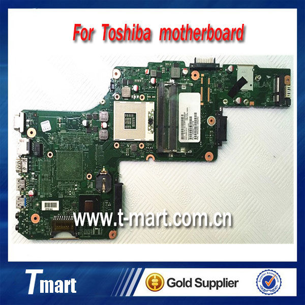 Original laptop motherboard V000275070 for Toshiba Satellite C855 good condition fully tested working well
