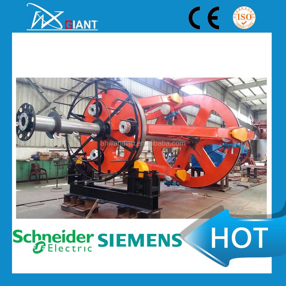 excellent performance cable making equipment lay up machine