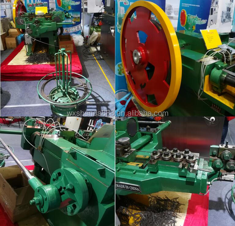 Automatic Machine Used for Nail Making/Nail Die Punch Pin