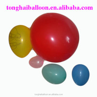 Wedding decoration natural latex round balloon party set