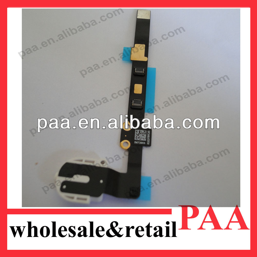 speaker dock flex cable for ipad mini black and white