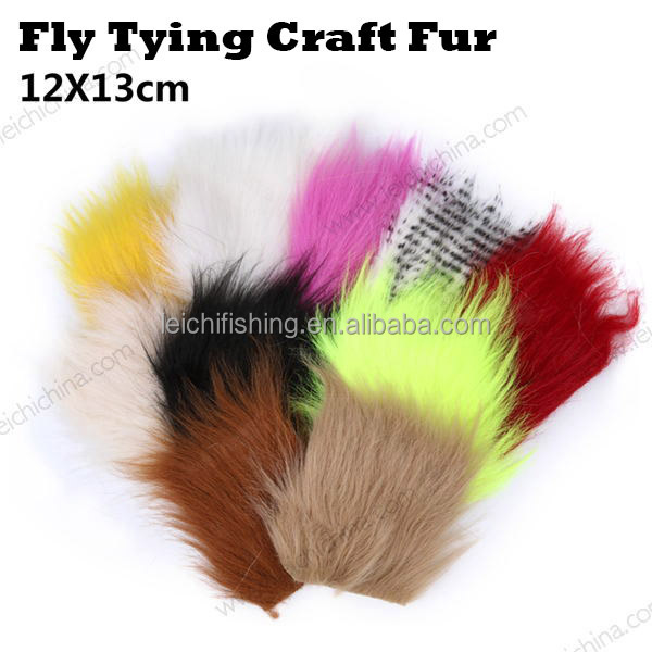 Wholesale Craft Fur Fly Tying Materials
