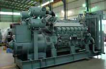 One Megawatt(1000kW) Original Japan Diesel Generator