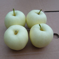 White Apple fruit market