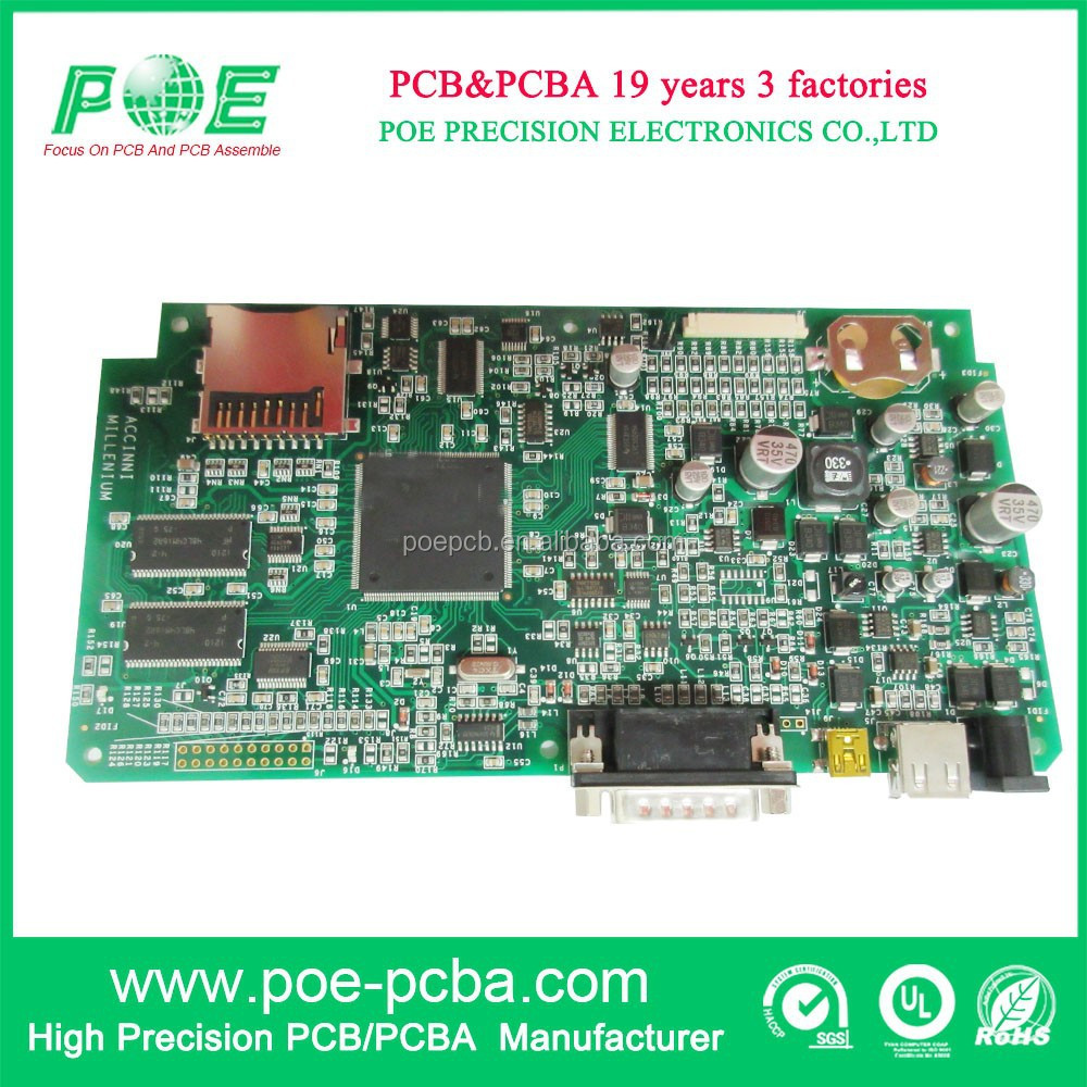 pcb assembly pcba manufacturing service