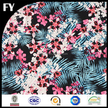 Custom new design high quality digital printed 3d printing on cotton fabric