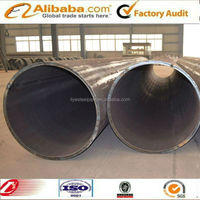 oil pipe and gas equipment circular steel pipe