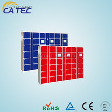 CE certified Electric lockers for swimming pool metal lockers CT36