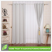 2016 new design Window use Luxury blackout curtains made in turkey