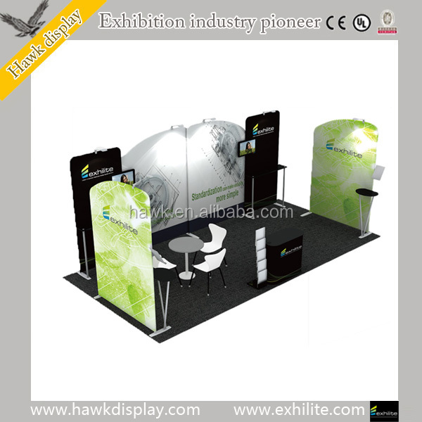 Changzhou Hawk Display Standard Exhibition Booth Stand