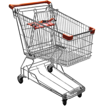 Supermarket Shoping Trolley Cart WholeSale Shopping Carts Europe Kids Shopping Trolley