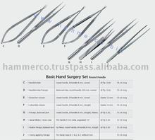 Basic Hand Surgery Set Micro Surgical Instruments Surgery Set