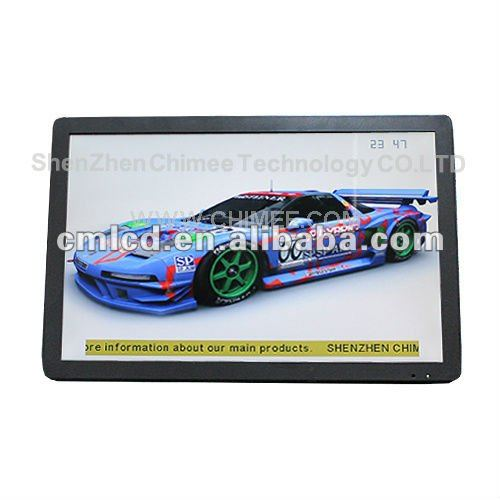 22inch bus roof lcd advertising display With TV (3G WIFI Function optional) (15, 17, 19, 22 inch)