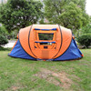 2017 new inventions china outdoor products large broadstone camping one touch square pop up bed family camping tent for sale