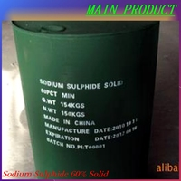 sodium sulphide used in leather industry